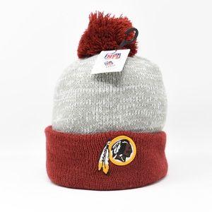 c9dded44978 NFL Accessories - Washington Redskins knit Beanie